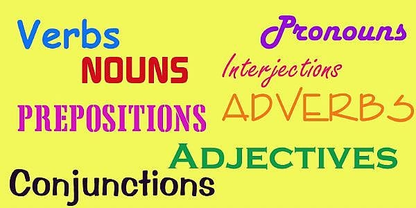 Parts of the Speech The crazy teachers blog The crazy teachers – Identify Parts of Speech Worksheet